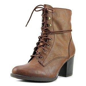 *SALE* American Rag Laina Block-Heel Combat Bootie